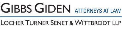 Gibbs Giden Locher Turner Senet & Wittbrodt